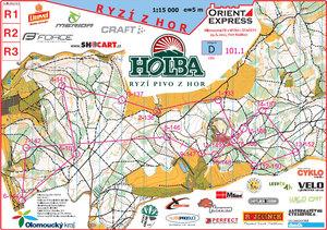 Závod HOLBA & Litovel ORIENT EXPRESS